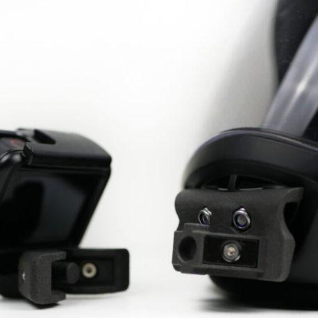 Support de caméra Vmag pour casque Cookie G3.